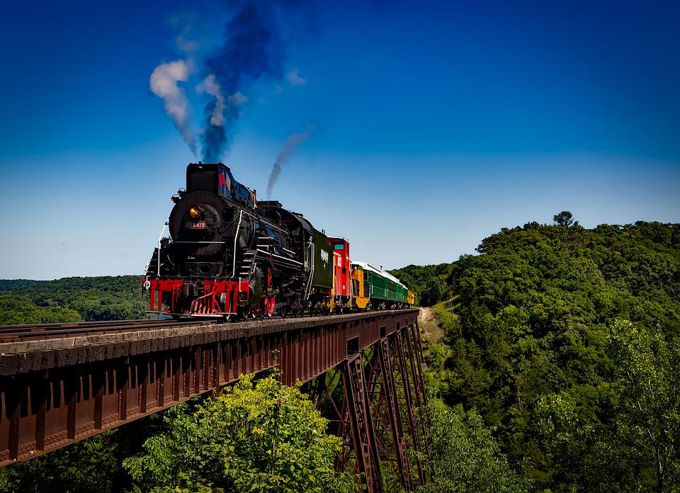старые поезда фотографии